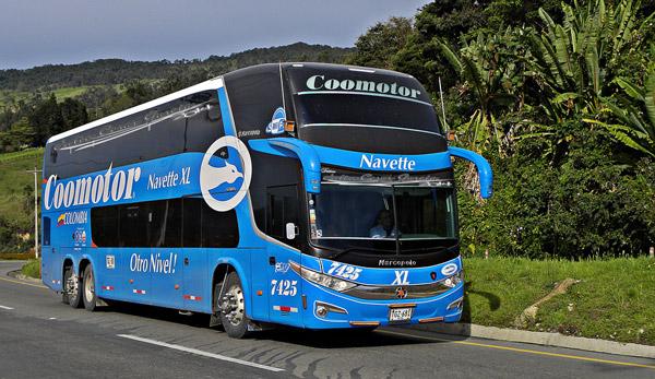 Coomotor bus vip